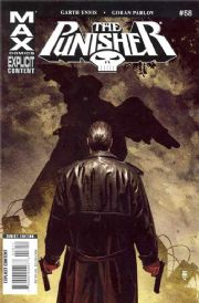 Marvel Max Punisher #58 (2008) comic book